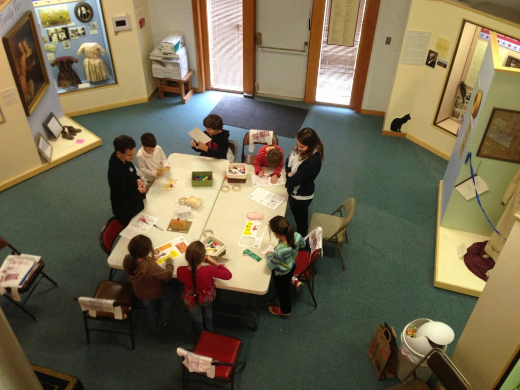 Ed Program in the Smith Museum