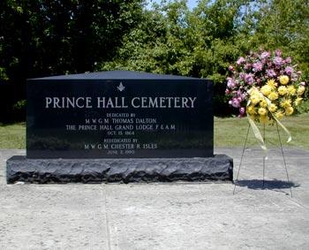 Prince Hall Cemetery
