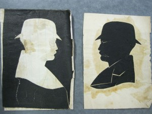 George P. Winn Silhouette