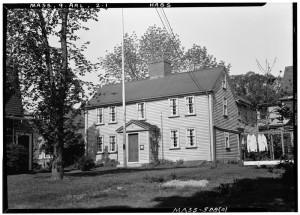 Jason Russell House, 1941.