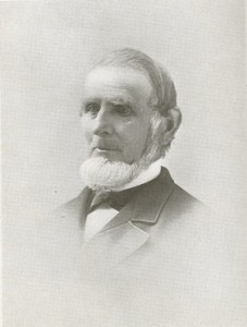 A portrait of Stephen Symmes, Jr.