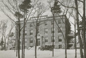 Symmes Hospital, Arlington.
